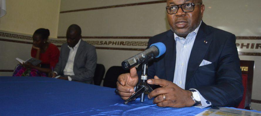 Fédération congolaise de basketball : Le ministre Bruno Jean Richard Itoua prend les commandes