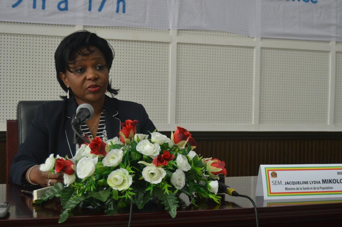 Jacqueline Lydia Mikolo