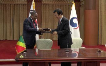 Congo – Corée du sud : les deux pays s'engagent pour la diversification de l'économie du Congo