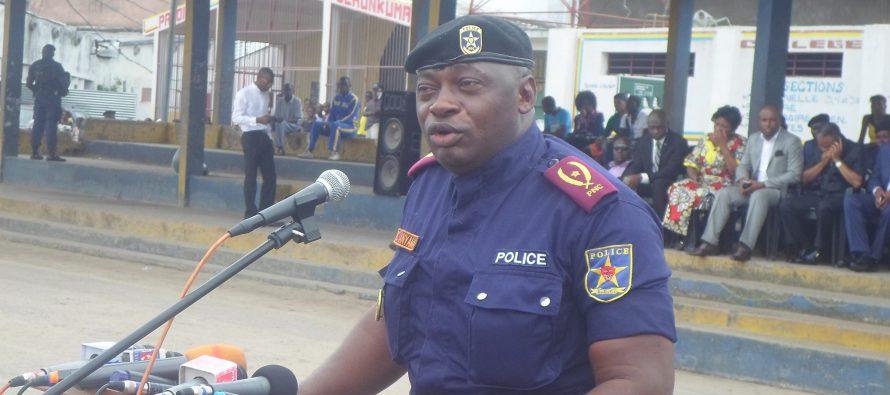 RDC : Pour le général Kanyama, chef de la police les réseaux sociaux sont diaboliques et sataniques