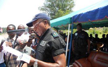 Congo : la police lance une opération pour la sécurisation des fêtes de fin d'année
