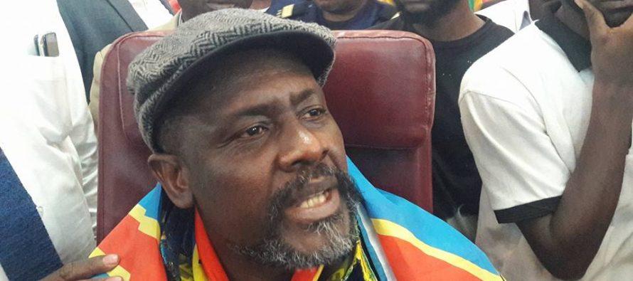 RDC : 5 ans de prison ferme pour le député Franck Diongo