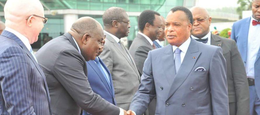 Mali: Denis Sassou N'Guesso à Bamako pour le sommet Afrique-France