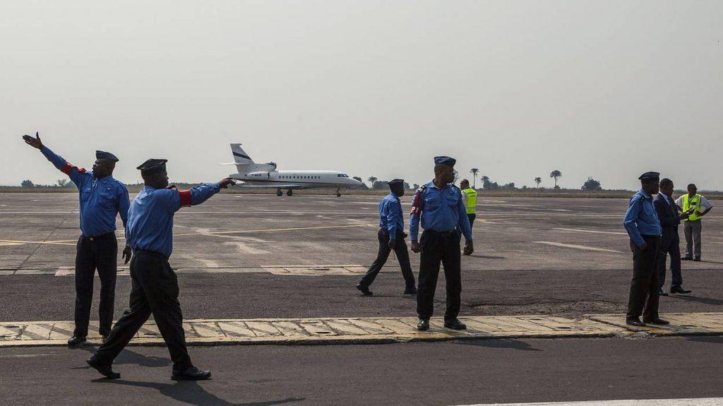 Aéroport international de Ndjili