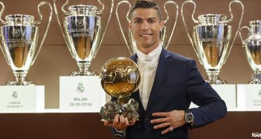 Ballon d'Or 2016 – Cristiano Ronaldo sacré pour la quatrième fois
