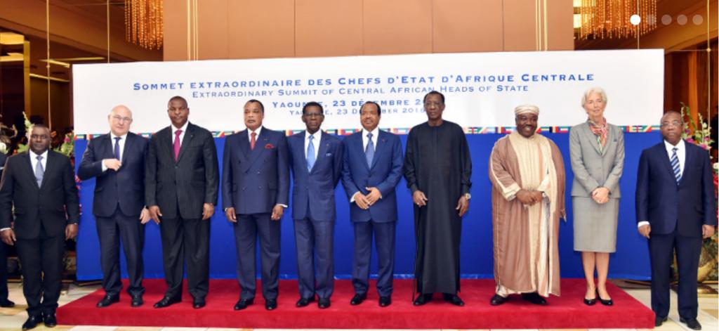Le Sommet Extraordinaire des Chefs d'Etat d'Afrique Centrale