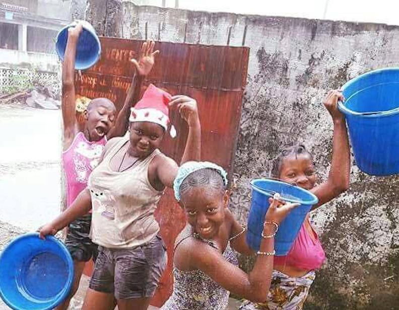 Noël pluvieux et d'importants dégâts matériels à Brazzaville