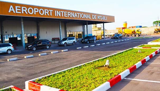RDC Aéroport international de Ndjili