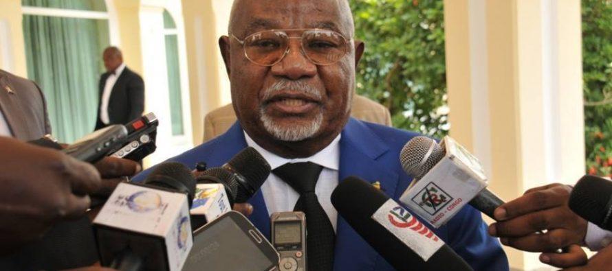 Congo : Victime d'une hypothermie, le président du sénat a retrouvé sa santé