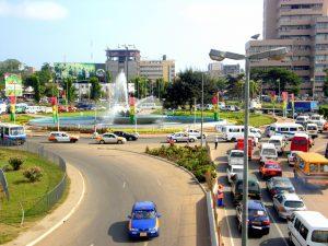 Accra au Ghana