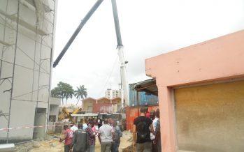 Congo : une grue cause la mort de quatre personnes à l'hôtel Elaïs