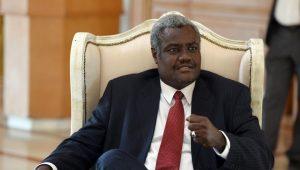 Le Tchadien Moussa Faki Mahamat