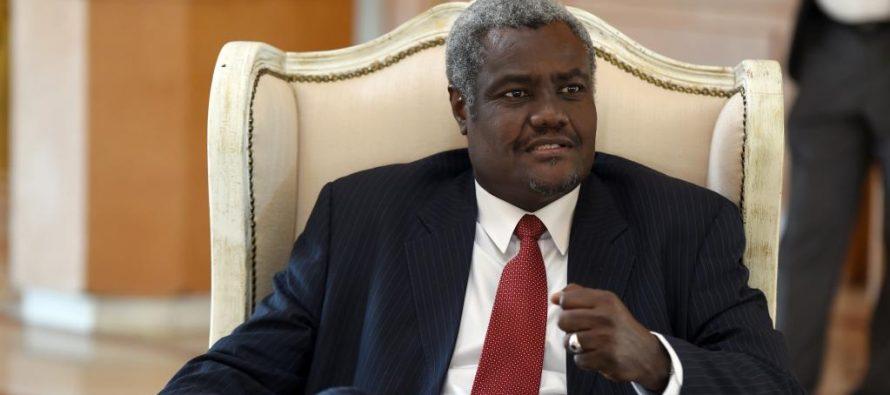 Le Tchadien Moussa Faki Mahamat élu président de la Commission de l'Union africaine