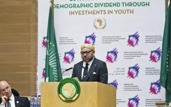 Le roi du Maroc Mohammed VI à l'UA : «L'Afrique est Mon Continent, et Ma maison.»