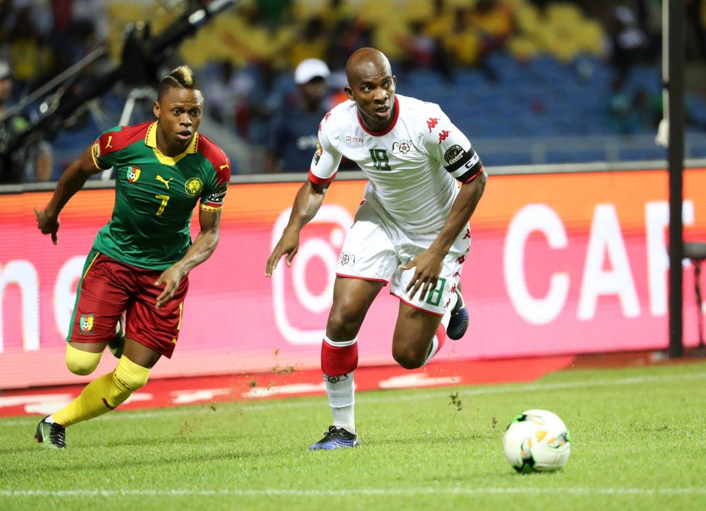 Burkina Faso  et Cameroun CAN 2017
