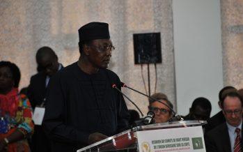 Le président tchadien, Idriss Déby Itno : L'Afrique est déterminée à soutenir la Libye