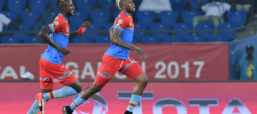CAN 2017 : la RD Congo affrontera le Ghana en quarts de finale de la Coupe d'Afrique des nations 2017