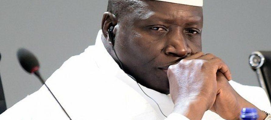 Gambie: Le président Yahya Jammeh accepte de céder le pouvoir et de quitter le pays