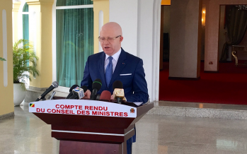 Congo :  Compte rendu du Conseil des ministres du 31 décembre 2016