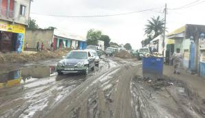 Brazzaville : le casse-tête des eaux pluviales