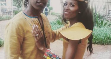 L'athlète olympique sud-africaine Caster Semenya s'est mariée avec sa compagne