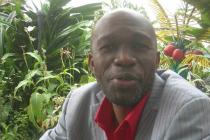 Le directeur du journal Talassa, Ghys Fortuné Dombe Bemba,