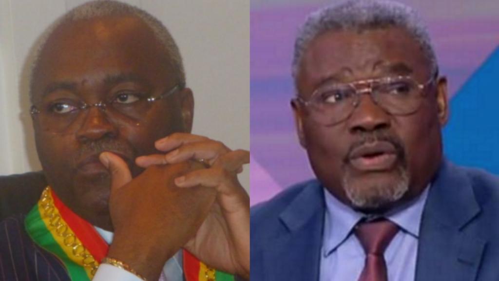 Charles Zacharie Bowao à Hugues Ngouélondélé