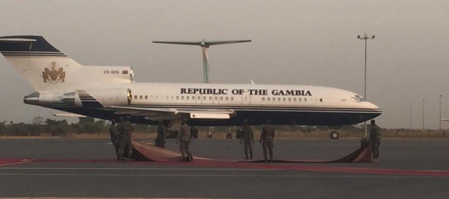 Yahya Jammeh quitte la Gambie