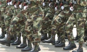 Soldats Congolais
