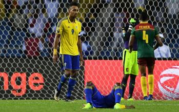 Le pays-hôte, le Gabon, sort prématurément de «sa» CAN 2017