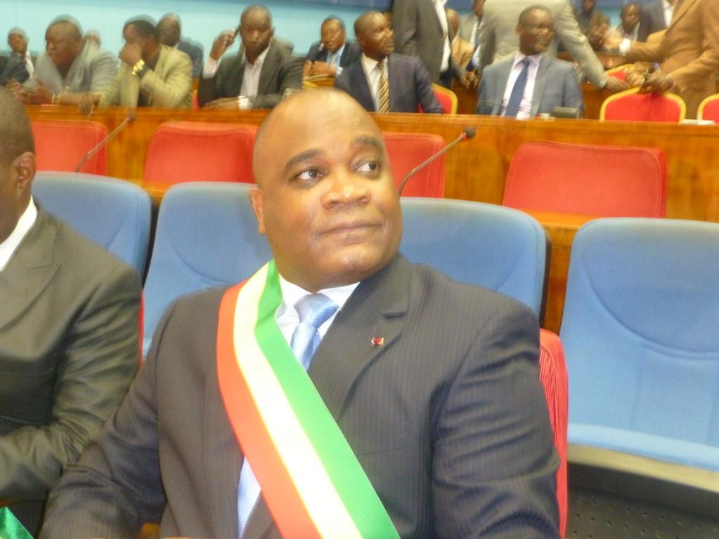André Okombi Salissa