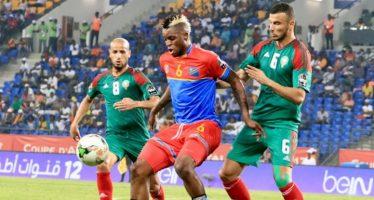CAN 2017 : La RD Congo s'est imposée face au Maroc grâce à un but de Kabananga