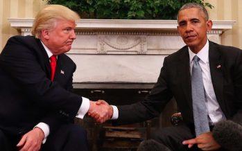 Trump demande aux ambassadeurs nommés par Obama de démissionner avant son investiture