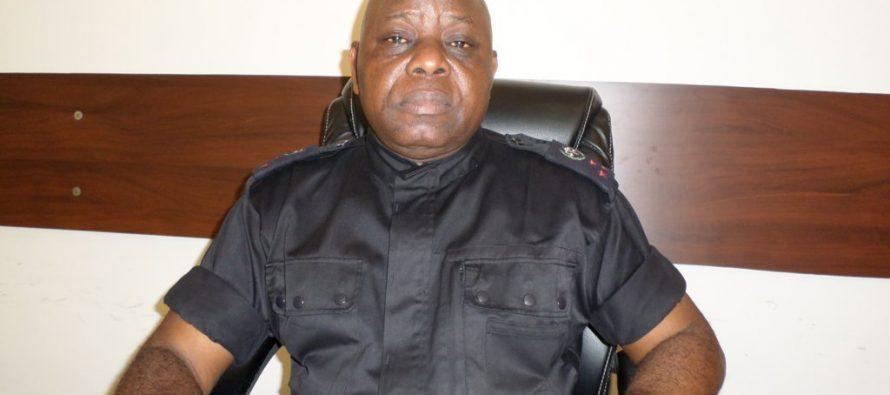 Congo : Colonel Jules Monkala Tchoumou, nouveau préfet de la Bouenza