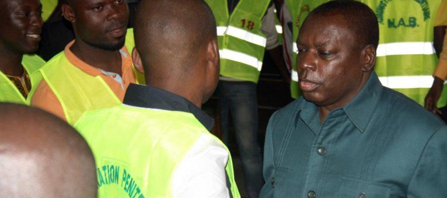 Congo – Brazzaville : Le colonel Marcel Ntsourou est mort