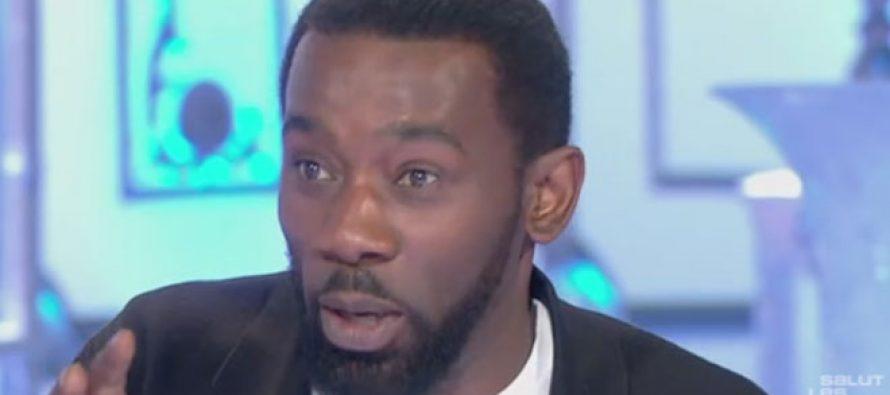 VIDÉO – Le coup de gueule de Passi sur la colonisation: «On a pillé l'Afrique et on la pille encore aujourd'hui»