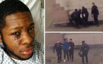VIDÉO – France : Théo, d'origine congolaise violé par la police