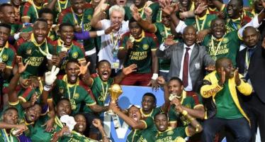 Finale de la CAN 2017 : le Cameroun bat l'Égypte 2-1 » Dans la sauce, l'Égypte est dans la sauce.»