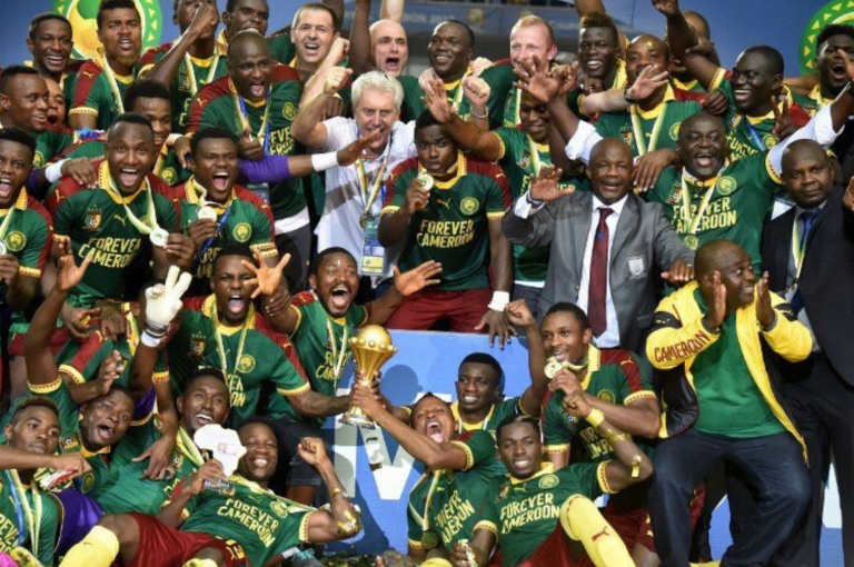 Le Cameroun est sacré champion d'Afrique des nations pour la 5e fois