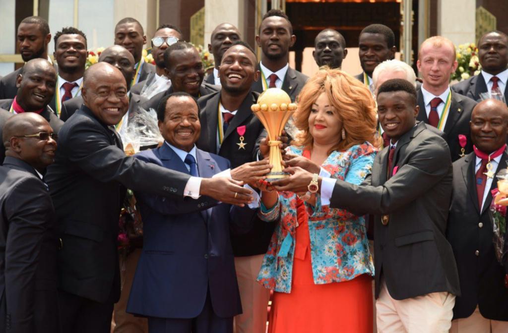 Paul Biya : « vous les avez mis dans la sauce »