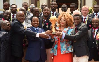 VIDÉO – Le président Paul Biya «vous les avez mis dans la sauce «