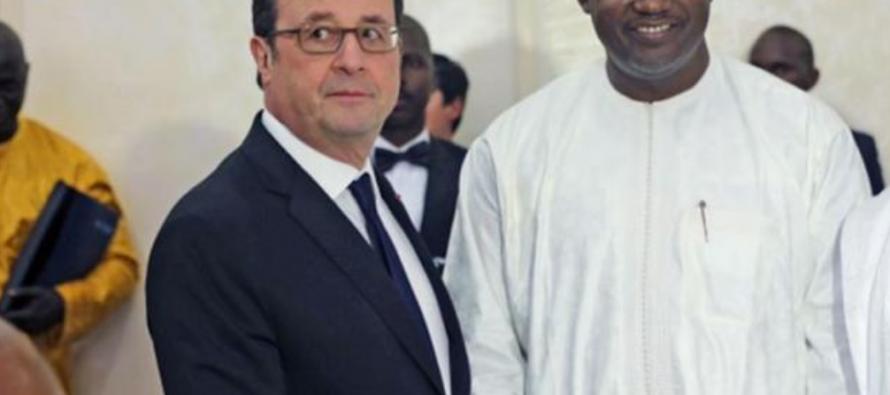 Gambie : Paris entre en scène en nommant un conseiller spécial à Banjul