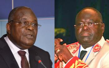Congo – Calixte Ganongo, le ministre des Finances, et Alfred Onanga, le DG des Douanes: DEUX COUSINS à couteaux tirés