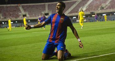 VIDÉO – FC Barcelone : le chef d'œuvre de l'hispano-congolais Mboula en Youth League