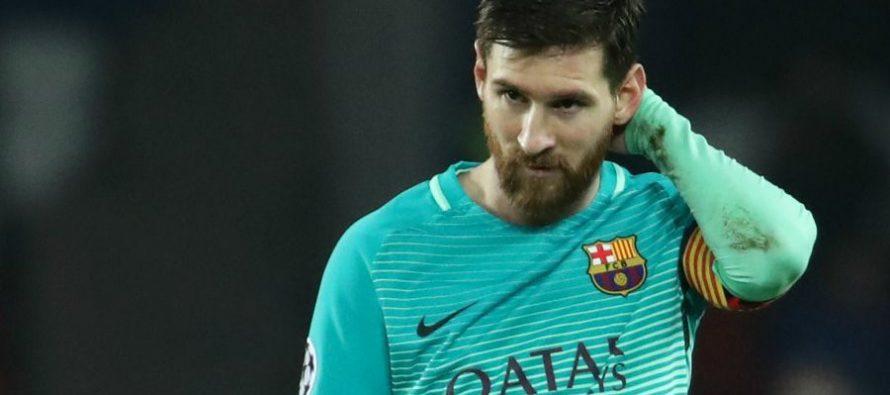 Lionel Messi veut voir certains joueurs quitter Barcelone