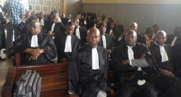 Congo : des avocats exigent la libération de Me Ludovic Désiré Essou avocat de feu Marcel Ntsourou et d'André Okombi Salissa