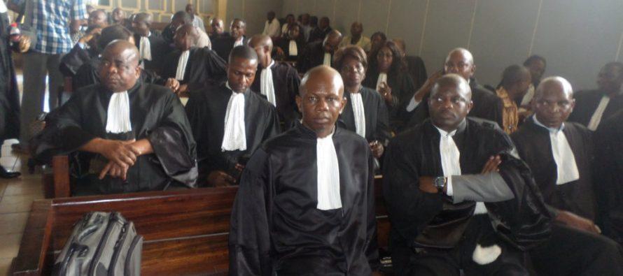 Grève illimitée des avocats de Pointe-Noire pour la libération de Me Essou