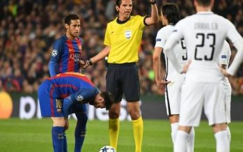 L'arbitre de Barça-PSG ne sera pas sanctionné : Une «pure invention» de la presse madrilène selon l'UEFA…