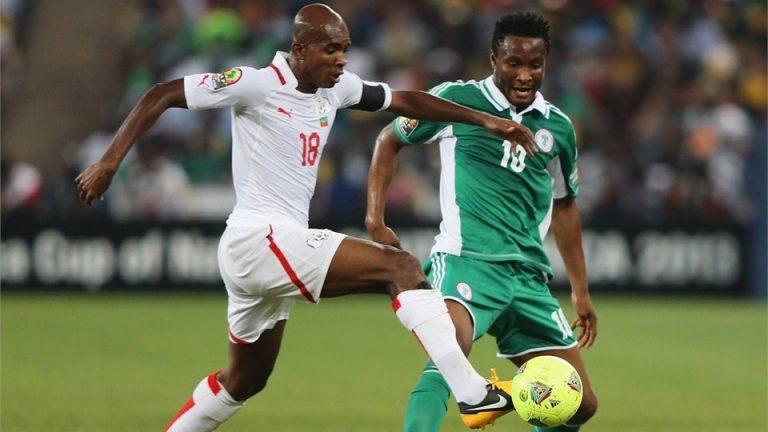 Nigeria-Burkina Faso
