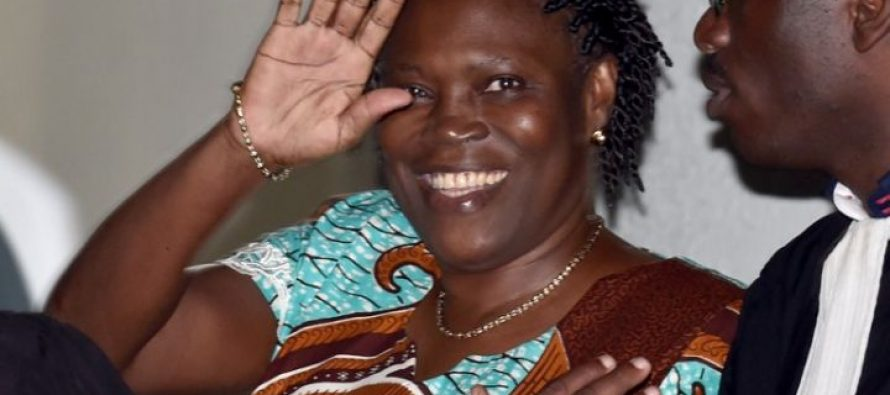 Côte d'Ivoire : Simone Gbagbo acquittée